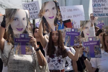 Abril fue ultimada el Día Internacional de la Eliminación de la Violencia contra la Mujer del 2019 (Foto: Archivo)