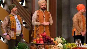 Danzas típicas, el look especial del jurado y un participante furioso: así fue la noche hindú en Masterchef Celebrity