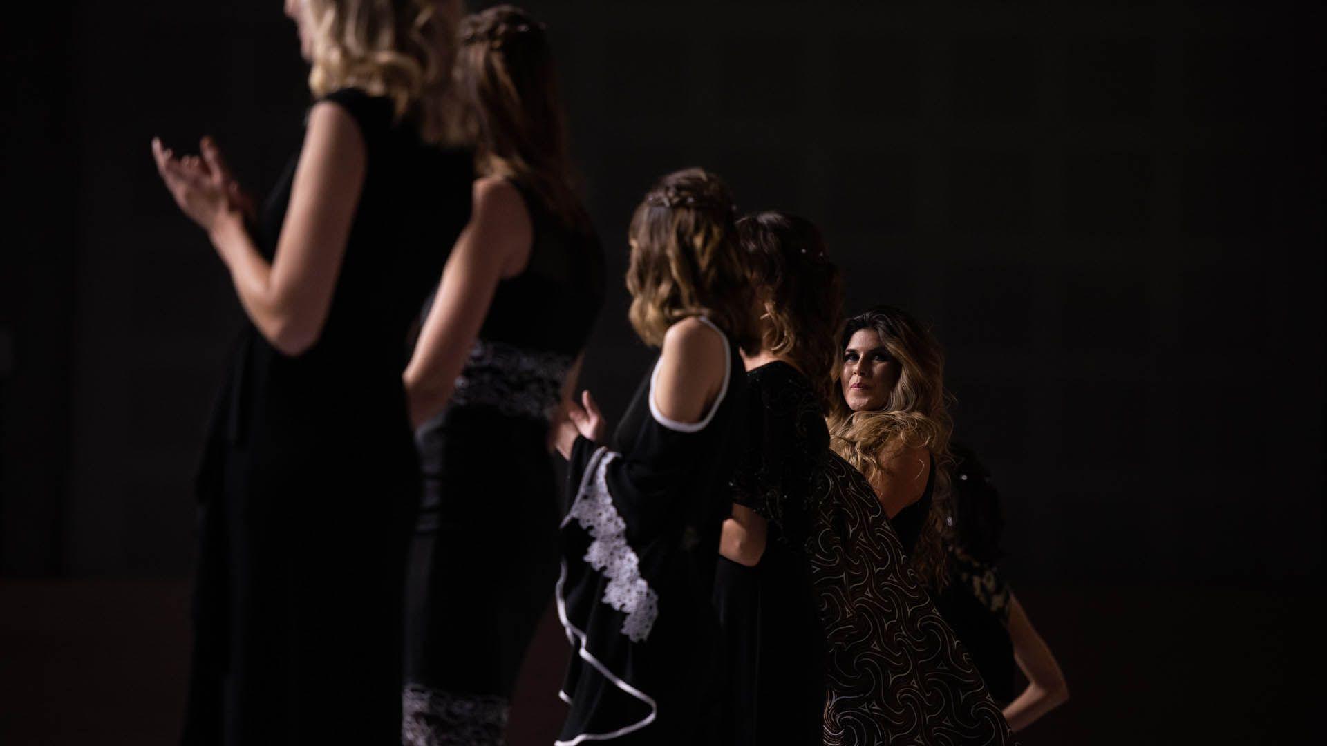 El desfile fue el resultado de 50 años de celebración donde la marca Silkey propone uno de los eventos de moda más importante para la Argentina. Con las figuras tradicionales así como las nuevas caras de la marca
