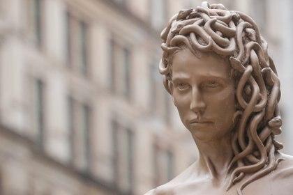 La mirada de Medusa (REUTERS/Brendan McDermid)
