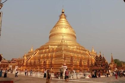 Bagan, Birmania es un paisaje sagrado (UNESCO)