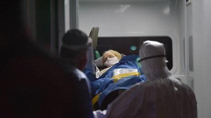 En el geriátrico de Recoleta fueron evacuadas 35 personas