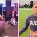Foto: Shakira/Instagram - JLO/Instagram.