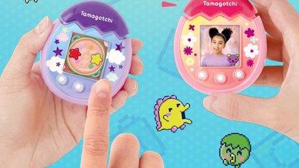 Para nostálgicos: Tamagotchi vuelve en una versión renovada