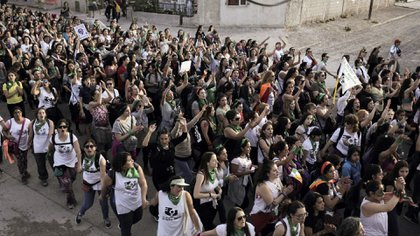 Encuentro Nacional de Mujeres. Día 2 (Fotos: An Mombe)
