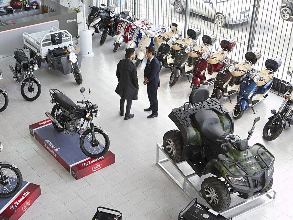 Cuáles son las 5 motos que se pueden comprar por menos de 500 dólares -  Infobae