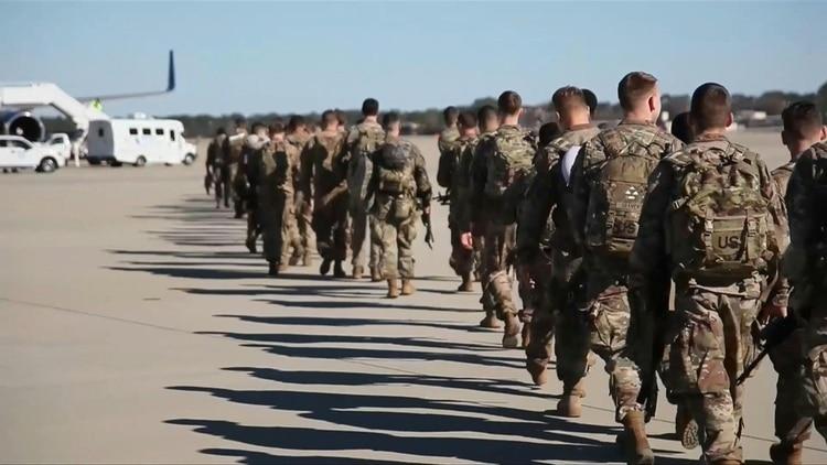 Ciertos sectores iraquíes exigen la retirada de las tropas norteamericanas