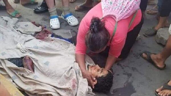 Wilber Jarquín, uno de los 264 muertos reconocidos oficialmente que ha dejado la represión en Nicaragua.
