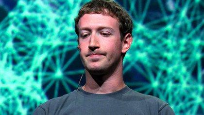 Mark Zuckerberg, fundador de Facebook, cuya subsidiaria es Instagram.