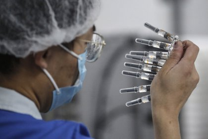 El Gobierno del Reino Unido ya compró 100 millones de dosis de la vacuna Oxford-AZ , que se administra en dos dosis dentro de los 6 meses de inmunidad. La conservación y el traslado mundial de las vacunas será el gran tema que se viene para asegurar el acceso
