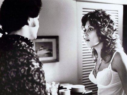 Una escena de Garganta profunda, de 1972 (Foto: Shutterstock)