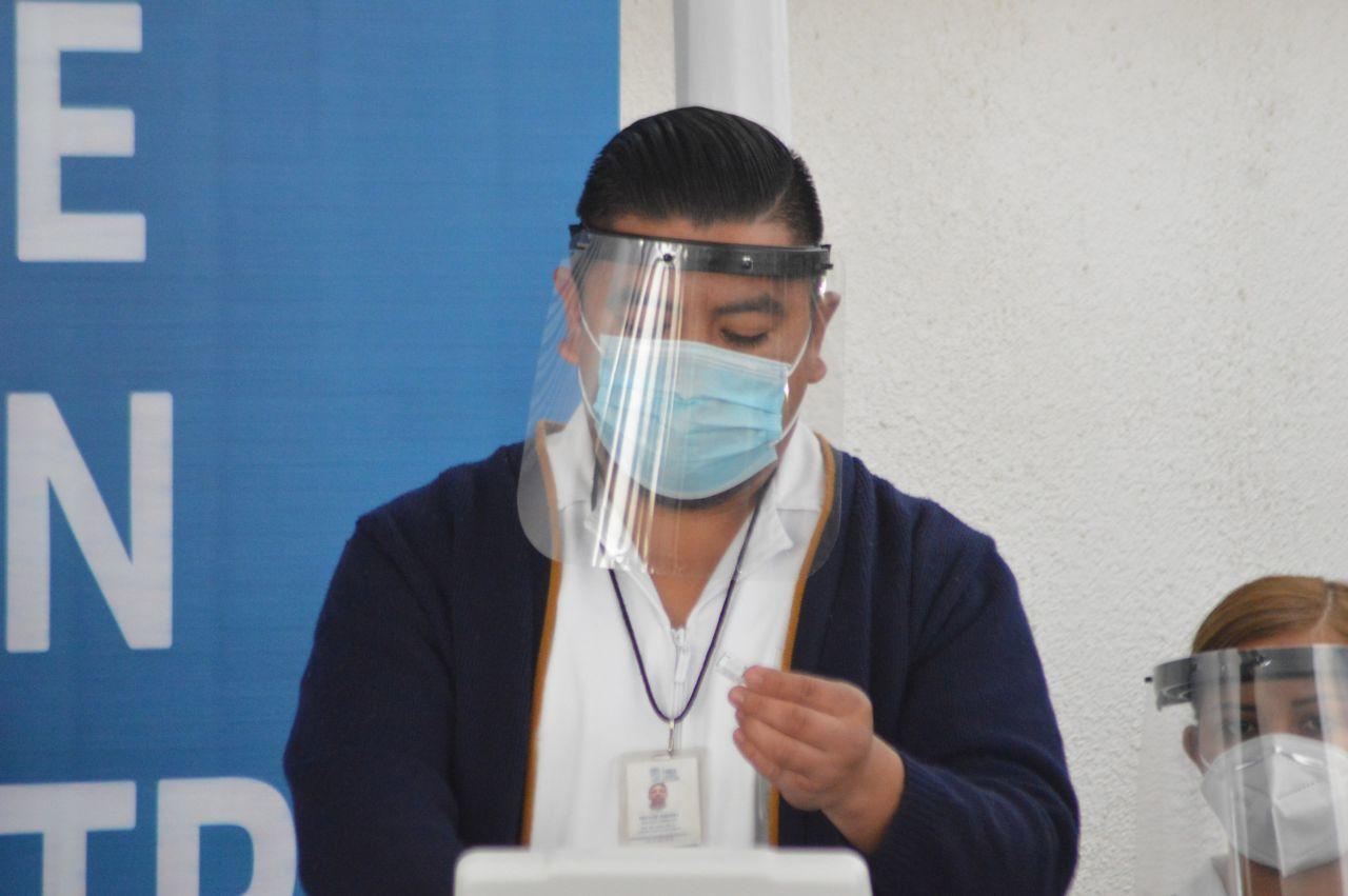 VACUNAS - COVID19 - CORONAVIRUS - VACUNACION - MEXICO - CANCUN - VERACRUZ - PERSONAL MEDICO