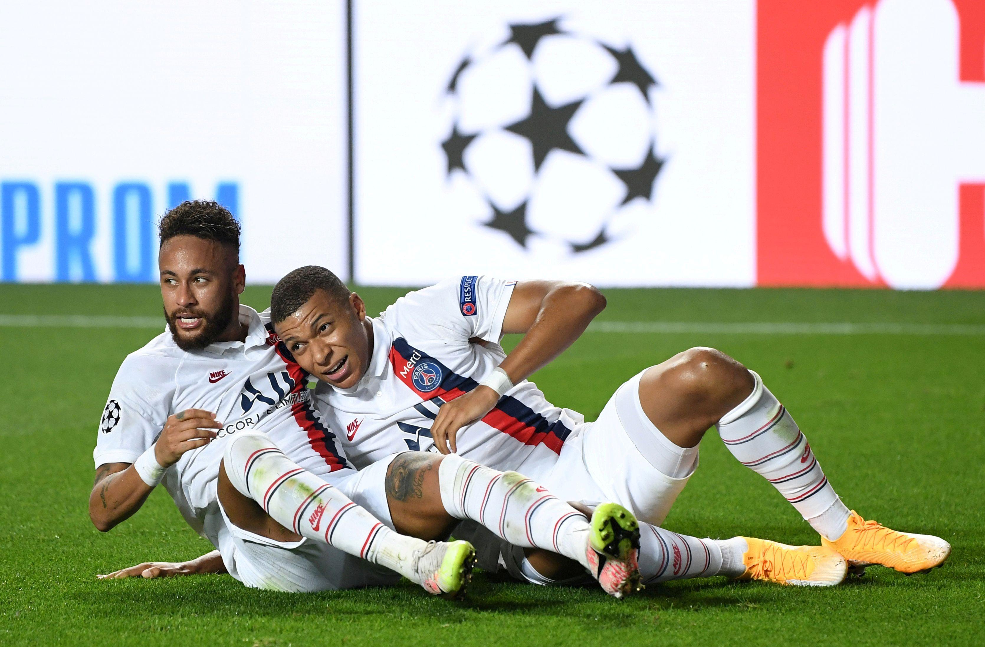 Neymar y Mbappe están en la mira de los grandes de Europa