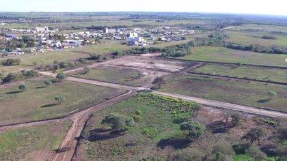 Se detectaron las partículas en la zona urbana y rural (FAUBA)