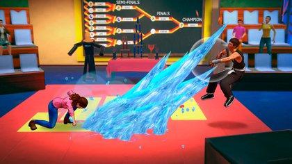 El videojuego de la serie Cobra Kai, beat-'em-up 2D de dos jugadores