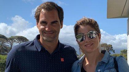 Roger Federer y su esposa donarán dinero para combatir el coronavirus en Suiza (@rogerfederer)