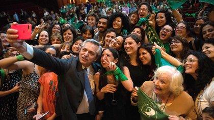 El presidente Fernández enviará el plan la próxima semana más o menos