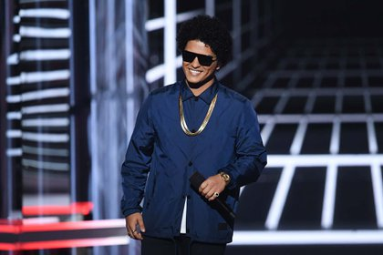 Bruno Mars (Kevin Winter/Getty Images/AFP)