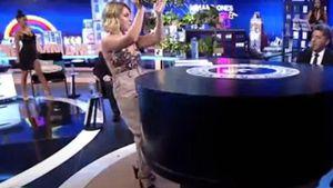 Silvina Escudero abandonó sorpresivamente el programa de Jey Mammón: la palabra del conductor