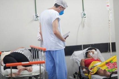 Brasil es el segundo país más afectado por el coronavirus en todo el mundo (REUTERS/Ueslei Marcelino)