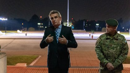 Agustín Rossi, ministro de Defensa de Argentina (Adrián Escandar)