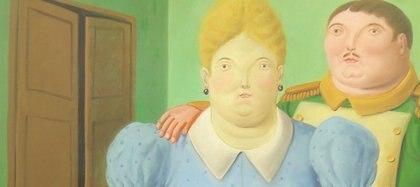 EnGary Nader Art Galleryhay obra de reconocidos latinoamericanos como Fernando Botero.