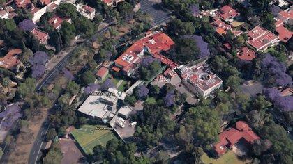 (Captura de pantalla: Google Earth)