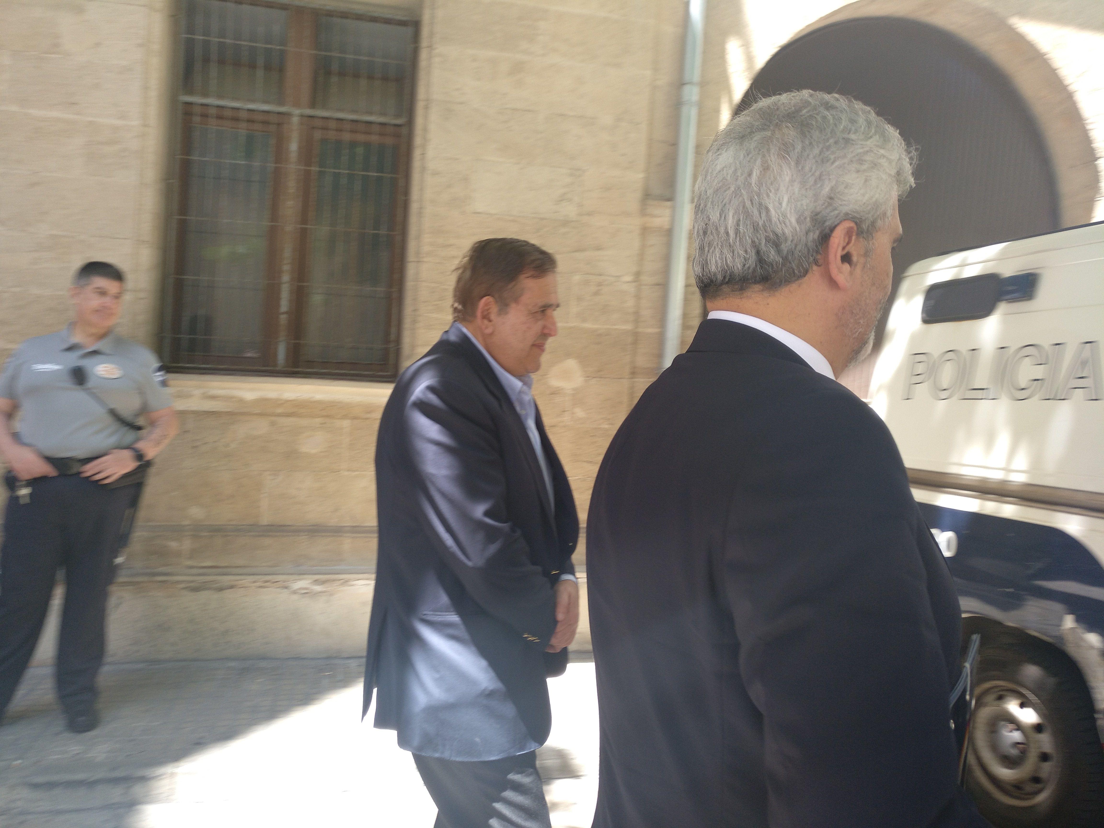 El Gobierno de España extraditó a México al presidente de Altos Hornos de México (AHMSA), Alonso Ancira, (Foto: Cortesía)