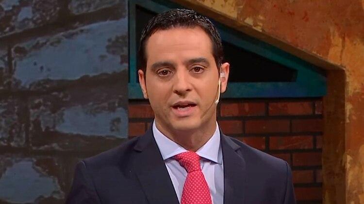 Ignacio González Prieto (Foto: captura YouTube)
