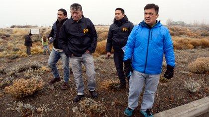 """El fiscal Guillermo Marijuan investigó la """"Ruta del dinero K"""". Ordenó el allanamiento de unas 40 propiedades de Lázaro Báez, en El Calafate, una de las cuales la compartía con la ex presidenta. Lo amenazaron de muerte a él y a su familia. (Télam)"""