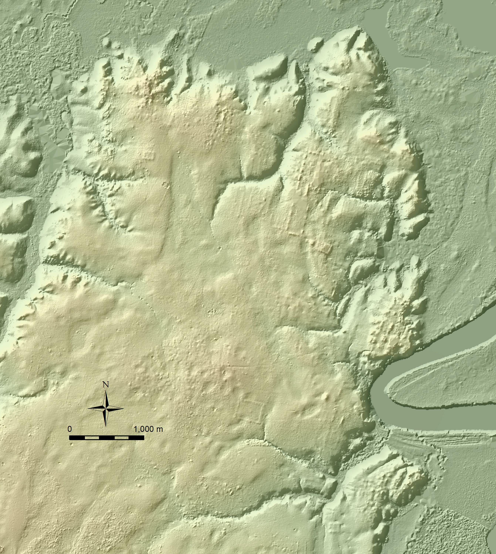 (Instituto Nacional de Estadística y Geografía/Nacional Center for Airborne Laser Mapping via The New York Times)