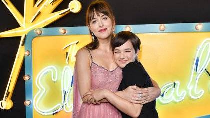 Dakota Johnson and Cailee Spaeny (Rob Latour /Variety / Shutterstock)