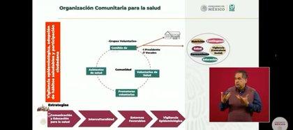Las autoridades plantean una nueva política agroalimentaria (Foto: Ssa)