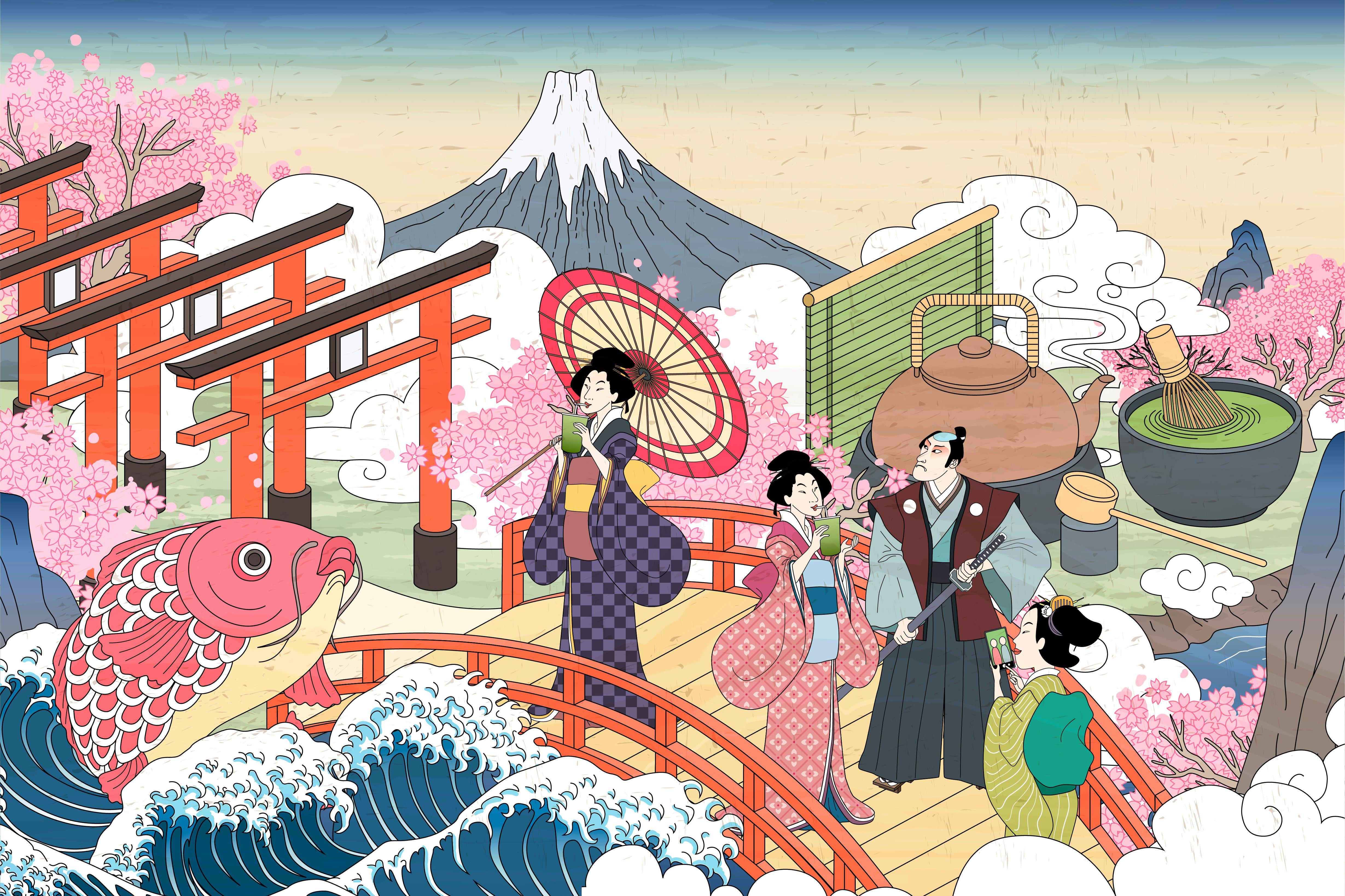 La cocina tradicional japonesa fue declarada hace ya varios años como Patrimonio de la Humanidad