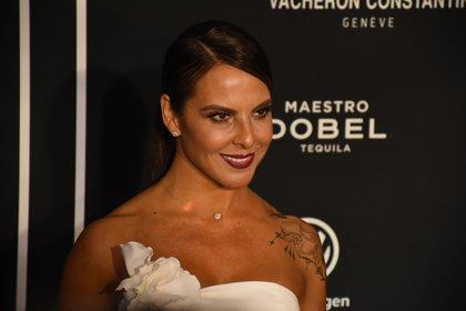 Kate del Castillo estuvo casada tres años con Luis García