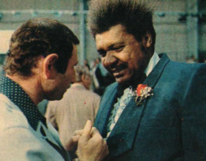 Cherquis y Don King