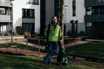 """El objetivo es una ciudad en la que """"vivir y trabajar estén estrechamente relacionados"""", dijo Ralf Bermich, funcionario de Heidelberg"""