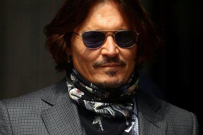 Un intruso ingresó en la casa de Johnny Depp: se sirvió una copa y tomó un baño (Reuters)