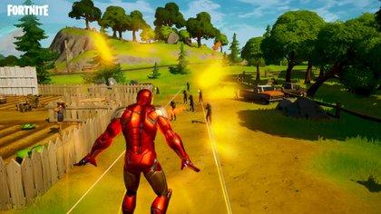 En la cuarta temporada los jugadores pudieron disfrutar de los superhéroes más famosos del mundo