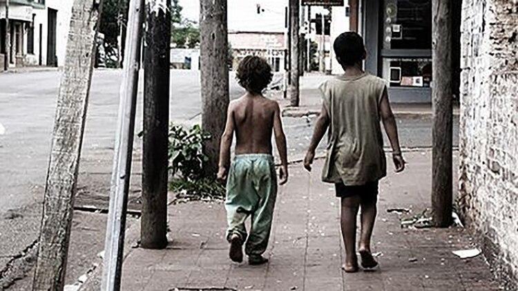 El informe revela la preocupante situación de los niños en la Argentina