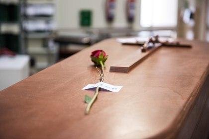 La hija de la mujer fue quien se dio cuenta de que la señora de 84 años todavía vivía, minutos antes de ser ingresada al horno crematorio (Joaquin Corchero - Europa Press)