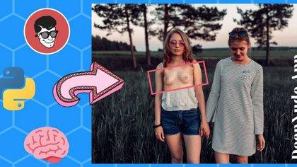 A poco más de un año del escándalo de DeepNude, una aplicación similar que utiliza la inteligencia artificial para crear deepfakes de desnudos femeninos