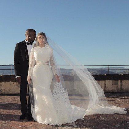 La pareja quiere salvar su matrimonio (Instagram: kimkardashian)