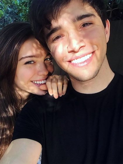 Malena y Julián