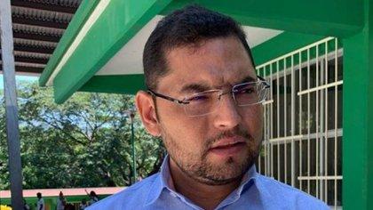 Gregorio Portillo Mendoza, alcalde de Zirándaro, Guerrero, se ofreció a mantener un diálogo con los cárteles de Tierra Caliente (Foto: Especial)