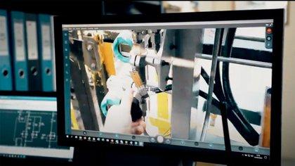 La realidad aumentada permite transmitir lo que ven los técnicos a otras terminales