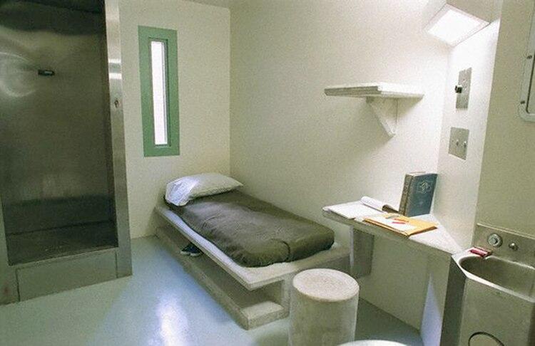 """La prisión de máxima seguridad de Florence, Colorado, donde """"El Chapo"""" cumplirá su sentencia"""