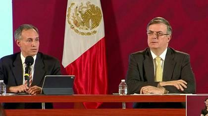 El gobierno de México declaró el lunes emergencia sanitaria por la epidemia de coronavirus (Foto: PAULA VILELLA/AFP)