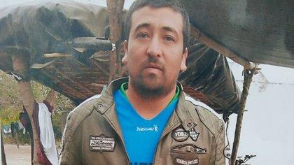 El cuerpo de Luis Espinoza estuvo desaparecido durante una semana