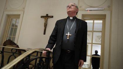 Monseñor Oscar Ojea (Foto: Adrián Escandar)